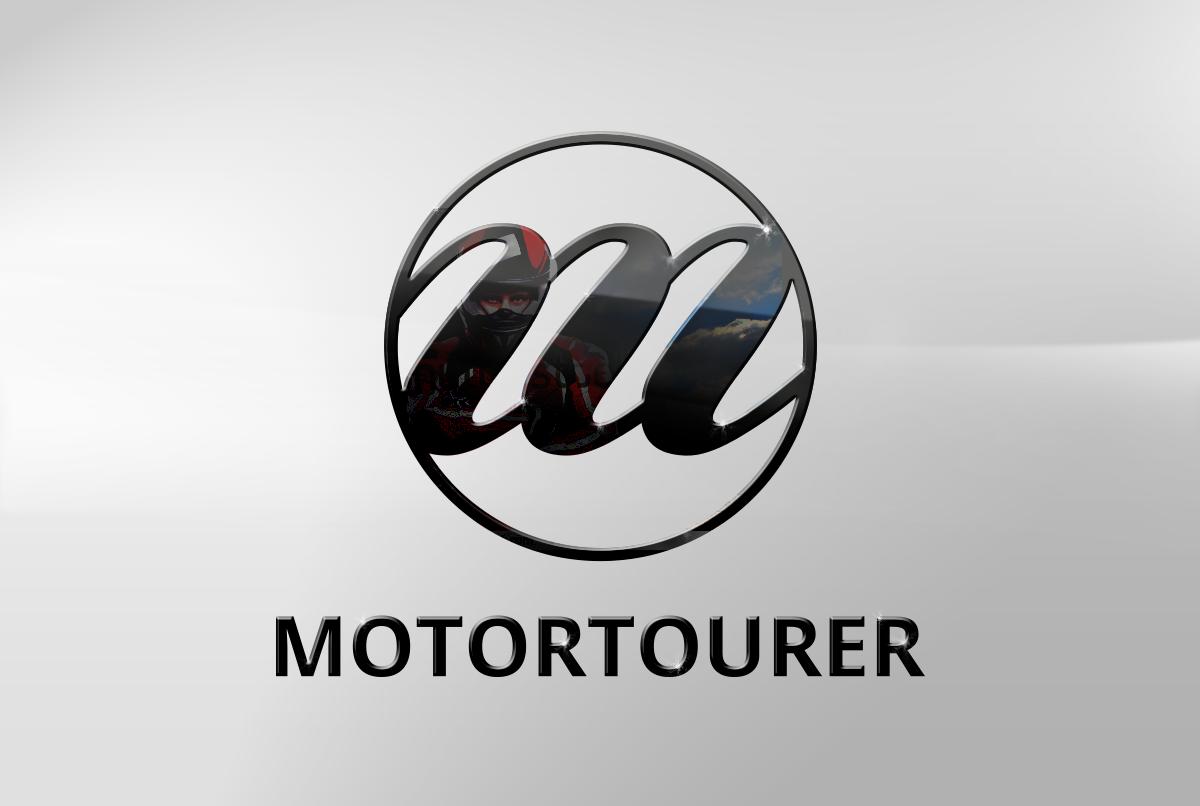 logo ontwerp motorcoureur