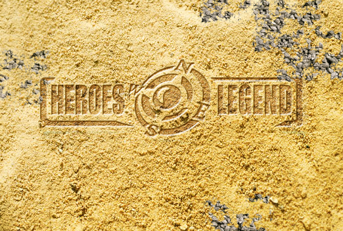 logo ontwikkeling Heroes Legend