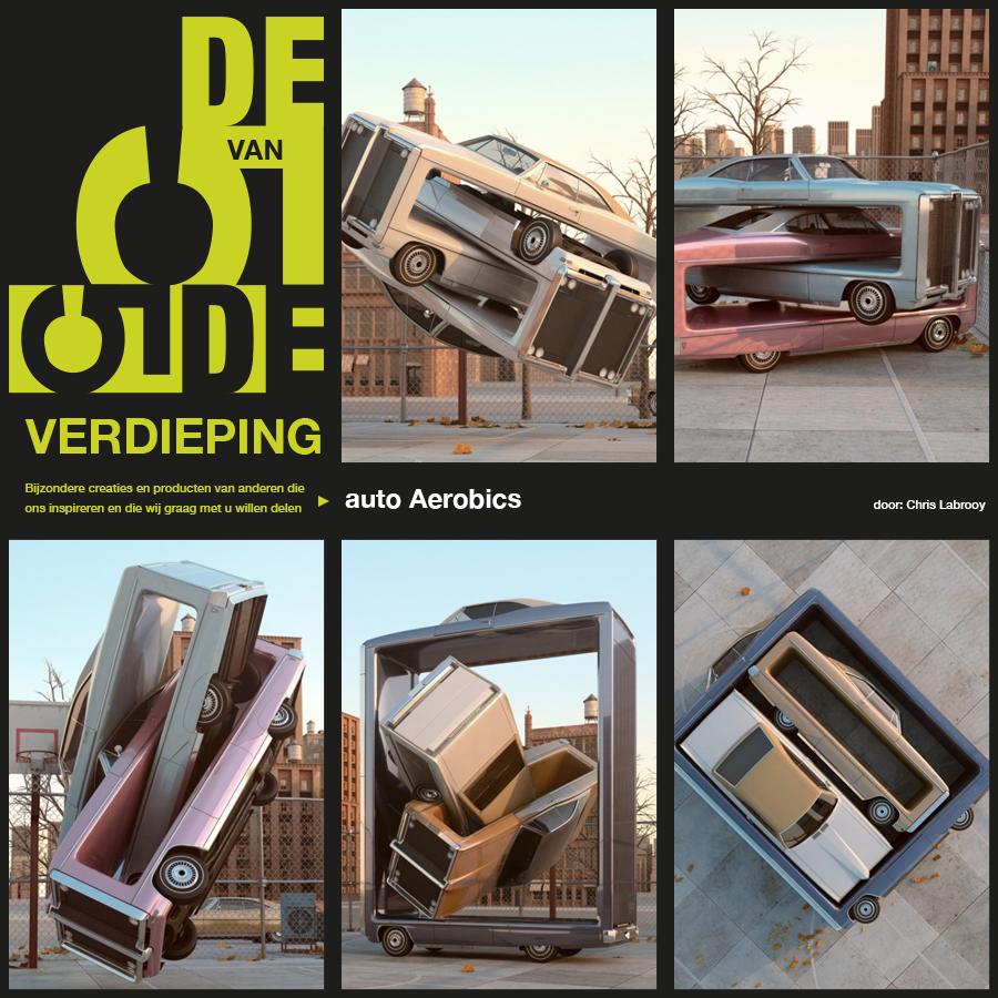 de_vijf_van_3d_art_auto Aerobics